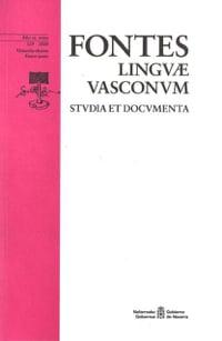 Fontes Linguae Vasconum 129
