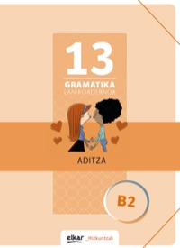 Gramatika lan-koadernoa 13 (B2)