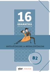 Gramatika lan-koadernoa 16 (B2)