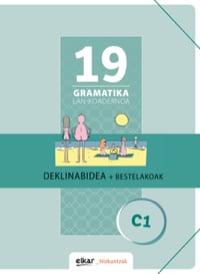 Gramatika lan-koadernoa 19 (C1)
