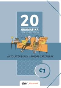 Gramatika lan-koadernoa 20 (C1)