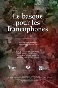 Le basque pour les francophones