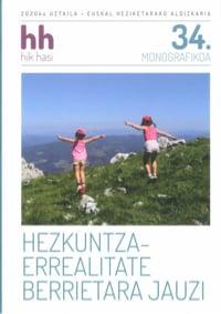 Hezkuntza-errealitate berrietara jauzi