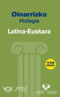 Oinarrizko hiztegia Latina-Euskara