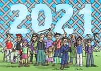 Egutegia 2021